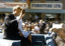 Bobby Kennedy - 1966 Stampede Parade Marshall